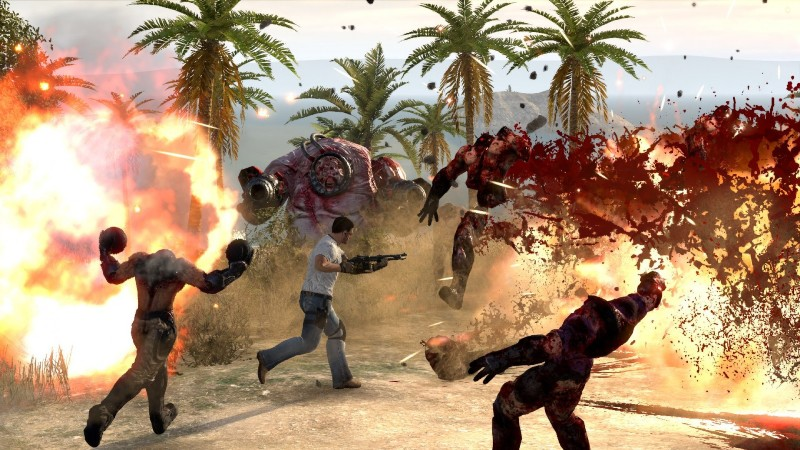 Serious Sam 3: BFE - 360 - 2