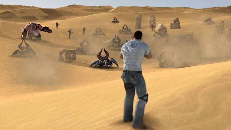 Serious Sam 3: BFE - 360 - 3