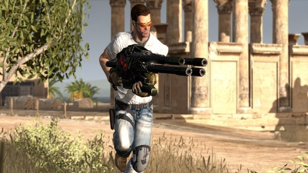 Serious Sam 3: BFE Screenshot - 1124845