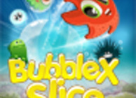 Bubble X Slice Image