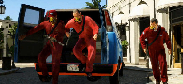 how to change characters in gta 5 ps4
