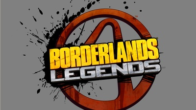 Borderlands Legends Logo - 1125251