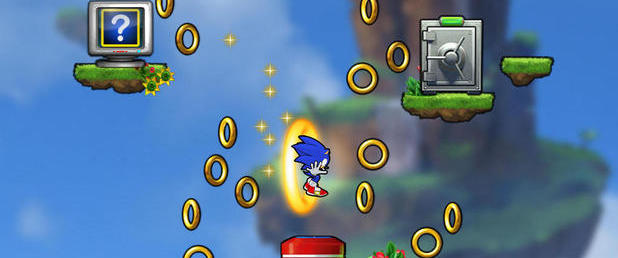Sonic Jump - Feature