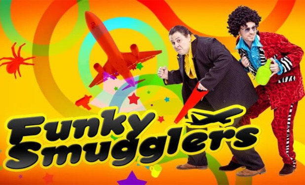 Funky Smugglers Image