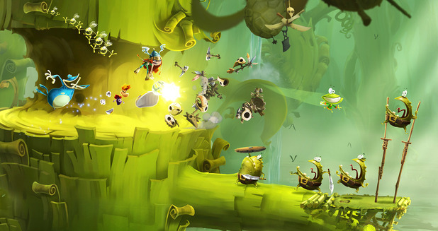 Rayman Legends Screenshot - 1125460