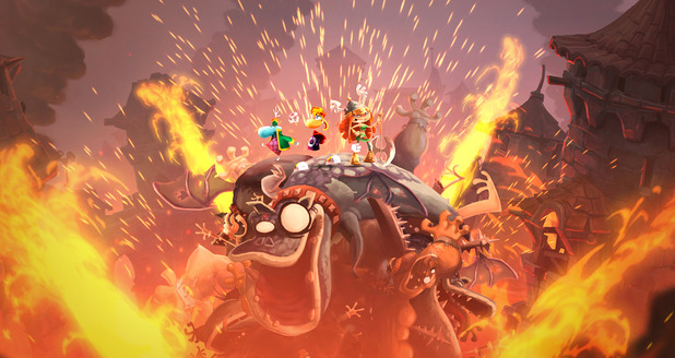 Rayman Legends Screenshot - 1125463