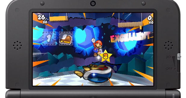 Paper Mario: Sticker Star Screenshot - 1125504