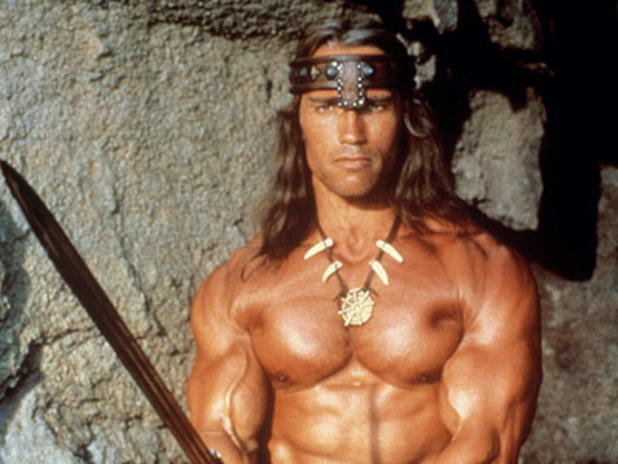 Movie News Screenshot - arnold schwarzenegger conan the barbarian