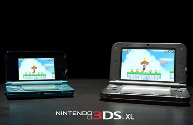 Nintendo 3DS XL Image