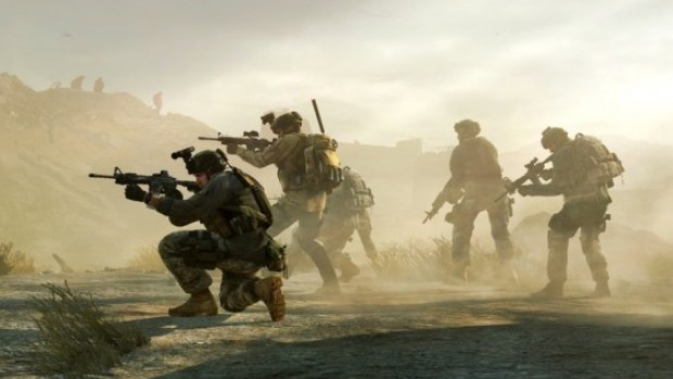 US Navy SEALs reprimanded for working with video game