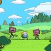 Adventure Time: Hey Ice King! Why'd you steal our garbage? Screenshot - 1125628