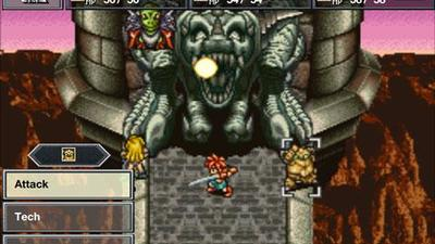 Chrono Trigger Screenshot - Chrono Trigger