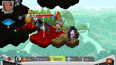 Wizardlings Screenshot - Wizardlings