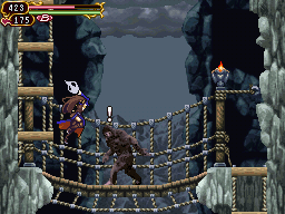 castlevania dawn of sorrow bigfoot