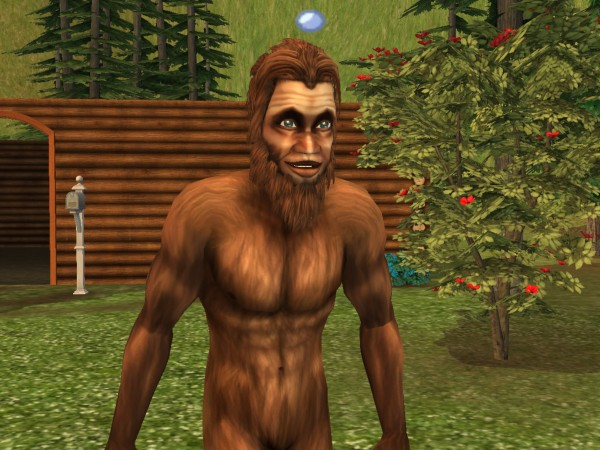 bigfoot the sims 2 bon voyage