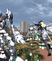 Earth Defense Force 2017 Portable Boxart