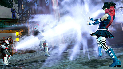 X-Men: Destiny Screenshot - X-Men: Destiny