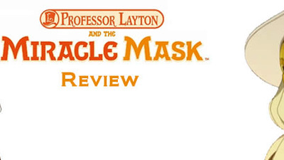 Professor Layton and the Miracle Mask Screenshot - professor layton and the miracle mask review