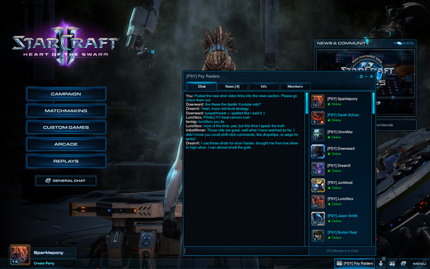 StarCraft II: Heart of the Swarm Screenshot - 1125824