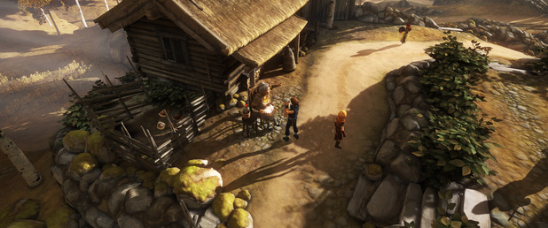 Brothers: A Tale of Two Sons - Feature