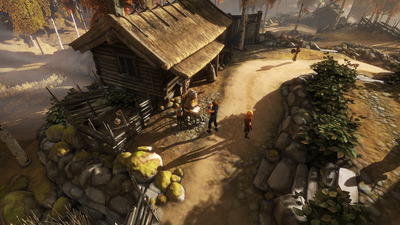 Brothers: A Tale of Two Sons Screenshot - 1125935