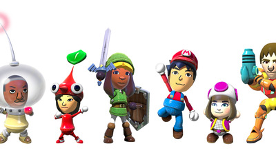 Nintendo Land Artwork - 1125990