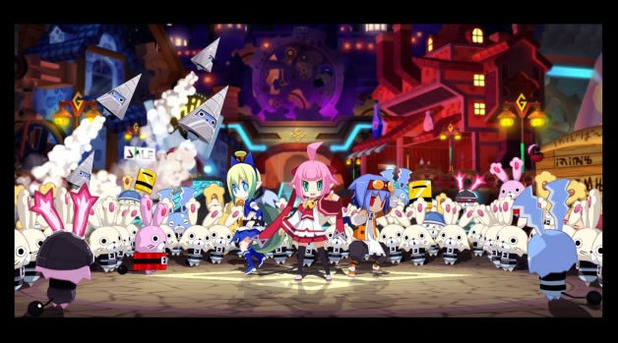 Mugen Souls Image