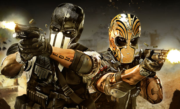 army of two ps4