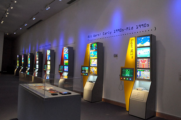 Art of Video Games Exhibit