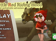 Little Red Riding Hood, A Post Apocalyptic Adventure Image