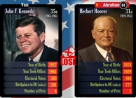 Top Trumps US Presidents Image
