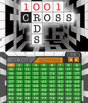 1001 Crosswords Boxart