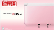 Pink 3DS XL