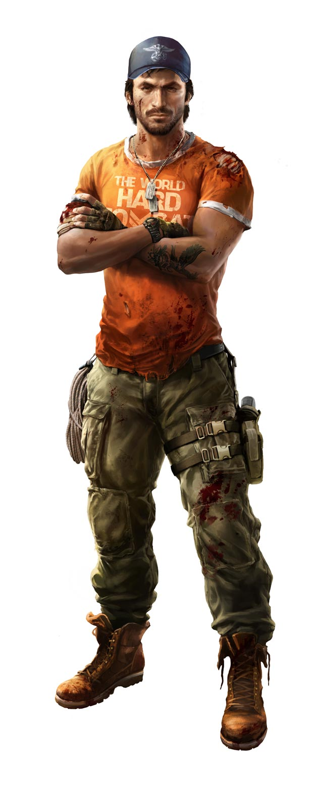 Dead Island Riptide - John Morgan