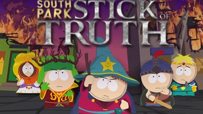 South Park: The Stick of Truth Screenshot - South Park
