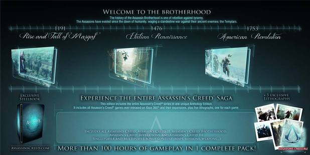 Assassin&#x27;s Creed 3 Image
