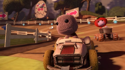 LittleBigPlanet Karting Screenshot - 1126787