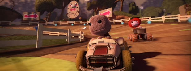 LittleBigPlanet Karting Screenshot - 1126788