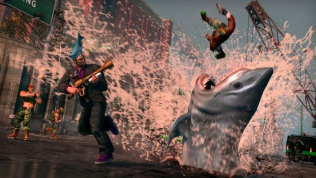 Saints Row: The Third Image