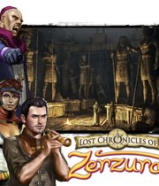 The Lost Chronicles of Zerzura Boxart