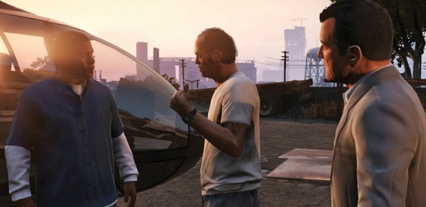Grand Theft Auto V Screenshot - 1127389