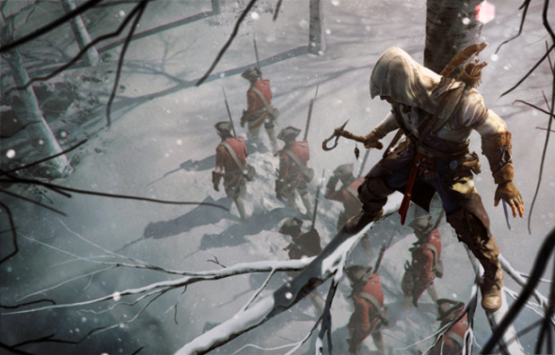 Assassin's Creed 3 Screenshot - Assassin's Creed 3