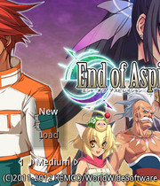 End of Aspiration Boxart
