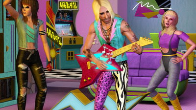 The Sims 3 70s, 80s, & 90s Stuff Pack Screenshot - 1127767