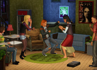 The Sims 3 70s, 80s, & 90s Stuff Pack Image