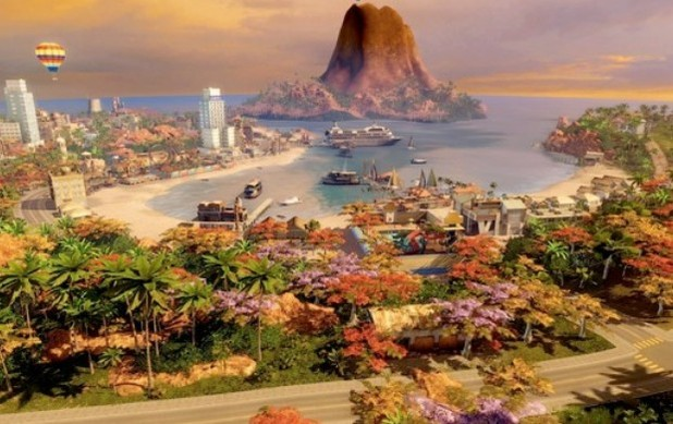 Tropico 4 Image