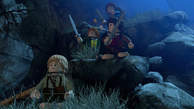 LEGO The Lord of the Rings Screenshot - LEGO LotR
