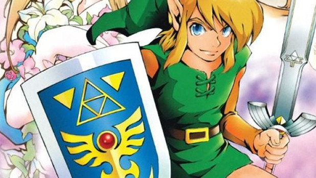 The Legend of Zelda manga boxed set