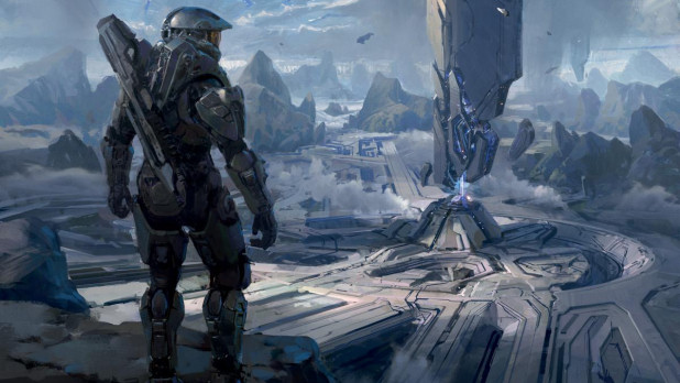 Awakening: The Art of Halo