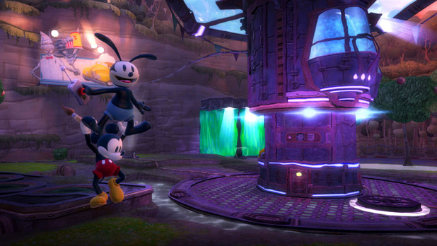 Disney Epic Mickey 2: The Power of Two Screenshot - 1127933